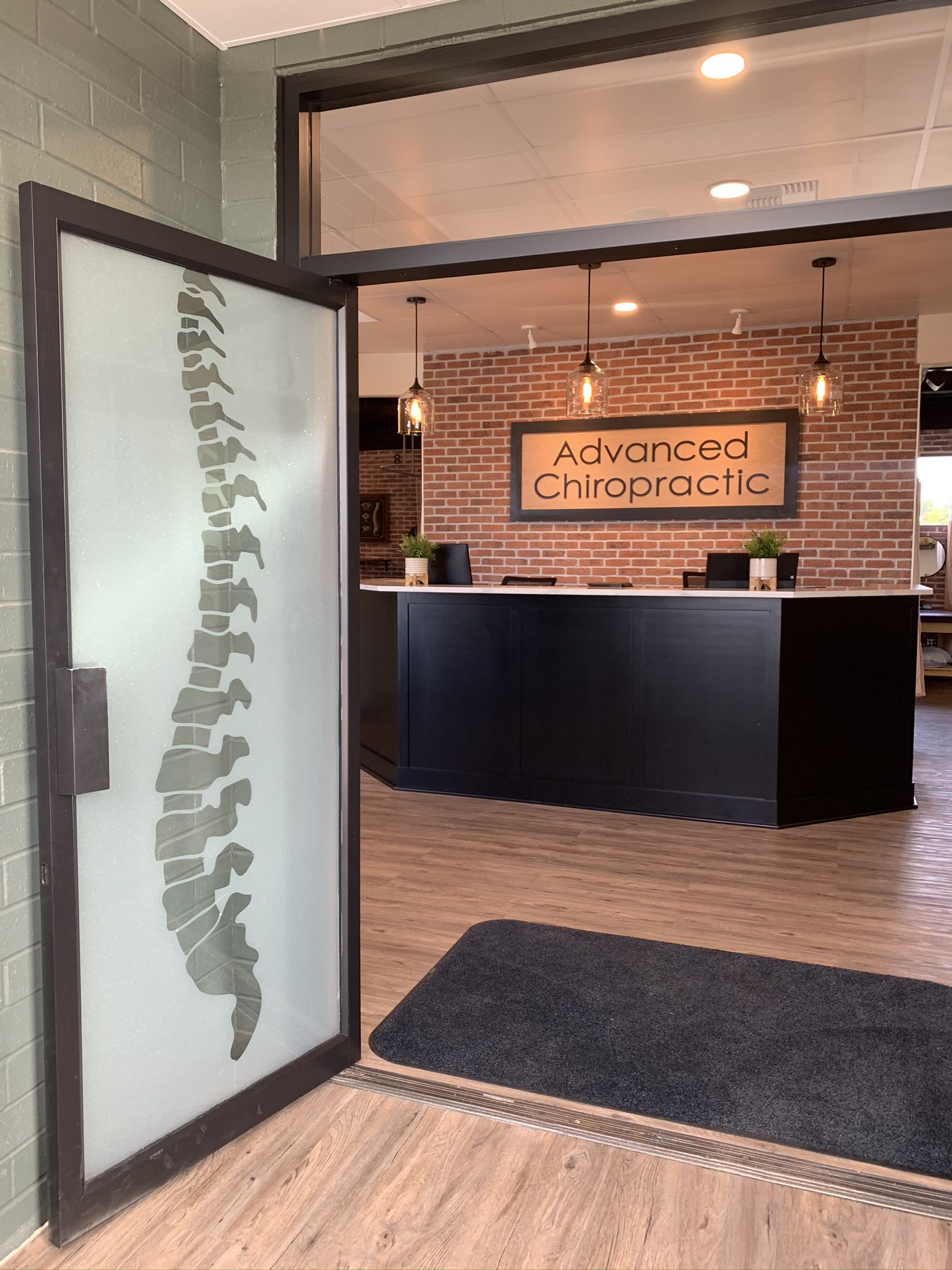 Office Tour Chiropractor In Klamath Falls Or Advanced Chiropractic